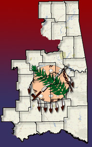 Click here for Oklahoma map and community details..