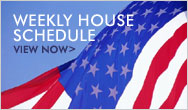 Weekly House Schedule