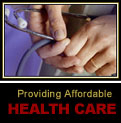Providing affordable health care