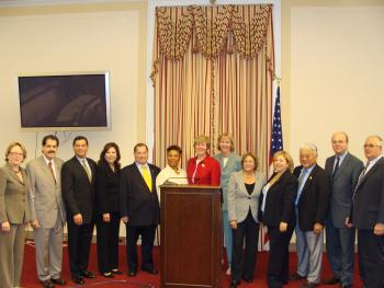The New LGBT Equality Caucus