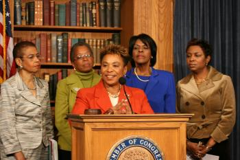 Congresswoman Lee Elected CBC Chair