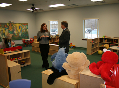 thumbnail image: Crisis Nursery Playroom