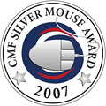 Congressional Management Foundation 2007 Silver Mouse Award - more info