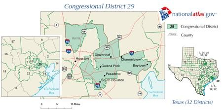 District 29 Map