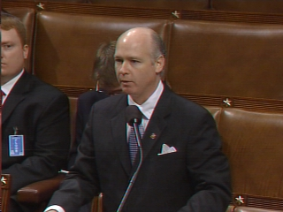 Congressman Robert Aderholt speaks on an issue of concern to the 4th District of Alabama from the Floor of the House of Representatives