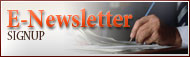 E-Newsletter Signup