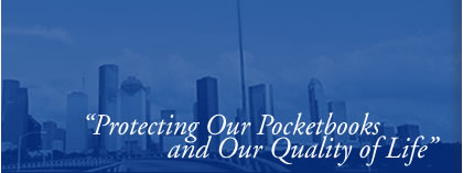 Protecting Our Pocketbooks and Our Quality of Life