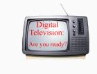 Digital Transition: Are you ready?
