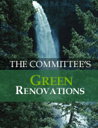 Link to our page on the Committee's Green Renovations