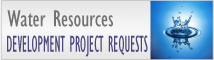 FY10 Water Resources Development Project Requests