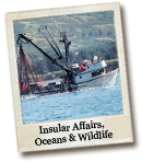 Insular Affairs, Oceans & Wildlife