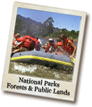 National Parks, Forests & Public Lands