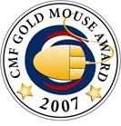 Winner of the 2007 Gold Mouse Award