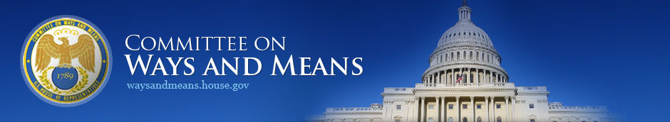 Committee on Ways and Means - waysandmeans.house.gov
