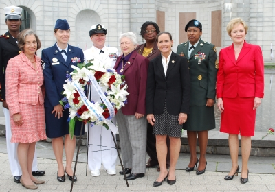 Congresswoman Moore Honors Women in the Military