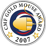 2007 Congressional Management Foudation Gold Mouse Award