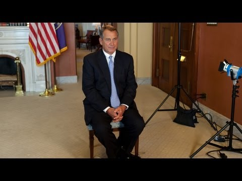 Weekly Republican Address: Speaker Boehner on Helping Our Economy Grow