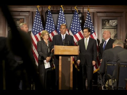 9/20/12 House Republican Leadership Press Conference