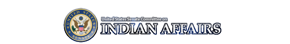 United States Senate Committee on Indian Affairs