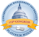 Congressional Managment Foundation: Platinum Mouse Award