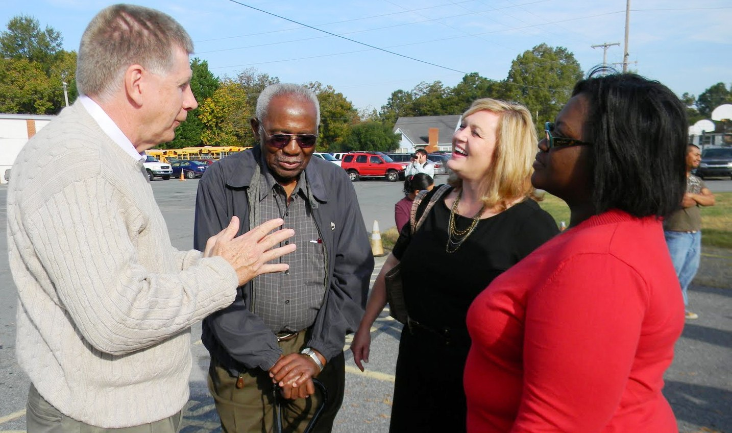 Rep. Larry Kissell (NC-08) joined with Union County Community Action (UCCA) and members of the community to celebrate and help raise awareness of the Head Start program.