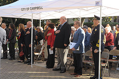 Campbell City Veterans Day Ceremony