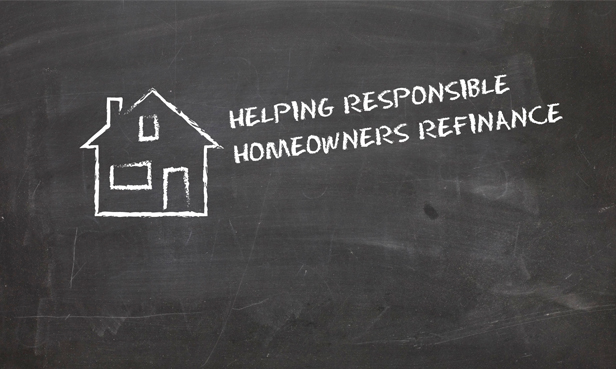Helping Responsible Homeowners Refinance