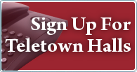 Sign Up For Teletown Halls