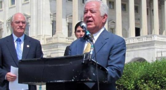 Rahall Reelected as Top Democrat  feature image