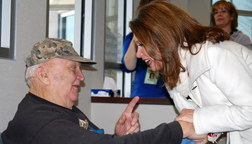 Bachmann Honors America's Veterans feature image