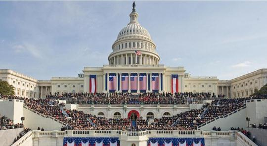 2013 Presidential Inauguration feature image