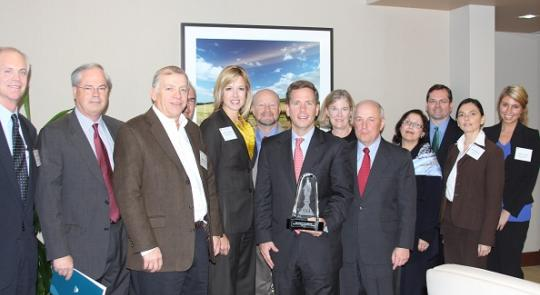 "Dold Given the ""Manufacturing Legislative Excellence"" Award  feature image"