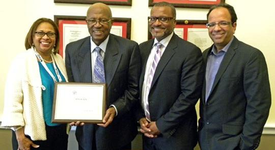 Brooklyn Plaza Medical Center Honors Rep. Towns. feature image