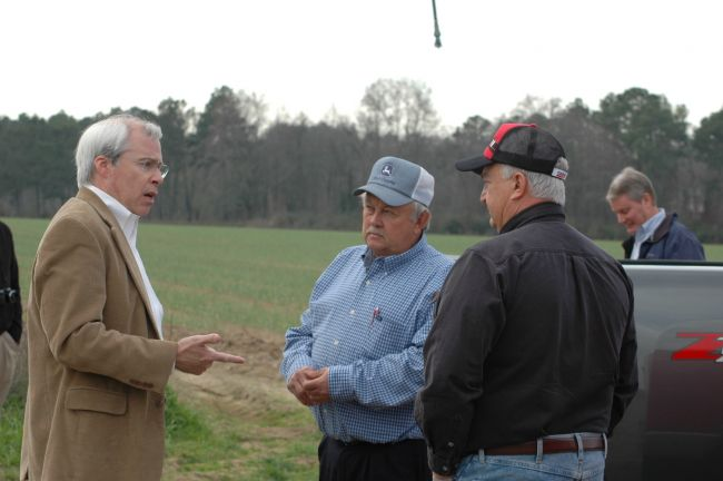 John Barrow on his 2012 Rural Listening Tour