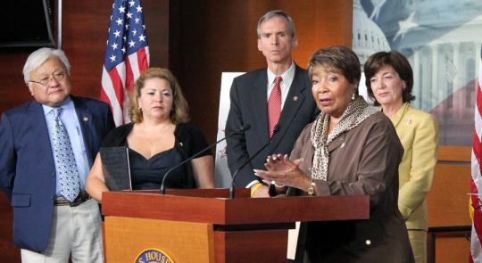 House Democrats Attend Make It In America Press Conference feature image