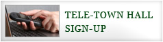 Tele-Town Hall Sign-up