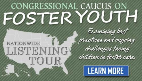 Foster Youth Caucus Nationwide Listening Tour