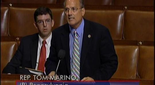 Marino's Bill to Reauthorize JAG Program Passes House feature image