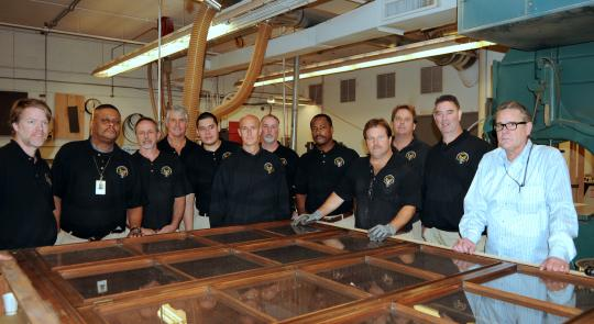 Cabinet Shop Craftsmen feature image