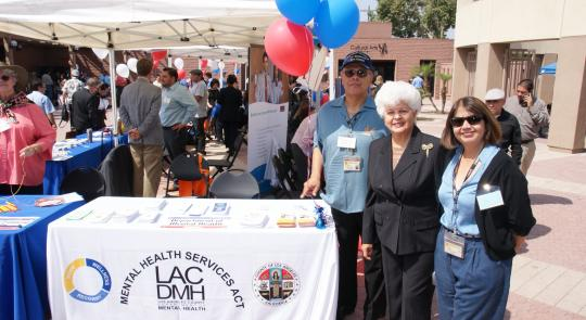 Rep. Napolitano Hosts Veterans Job Fair feature image