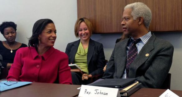 Rep. Hank Johnson stands up for Ambassador Susan Rice feature image