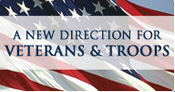 A NEW DIRECTION FOR VETERANS & TROOPS