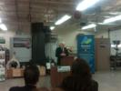 Senator Kohl visits the Advance Business & Manufacturing Center Incubator in Green Bay