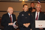 Kohl Presents Wisconsin Law Enforcement Officers with Badge of Bravery