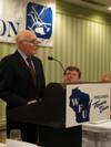 Kohl Address the Wisconsin Farmers Union at their 80th Annual State Convention