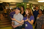 Senator Kohl Tours the Madison Children's Museum during their Grand Opening Celebrations
