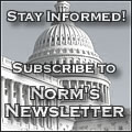 Subscribe to Norm's Newsletter