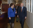 Kohl Meets With Supreme Court Nominee Elena Kagan
