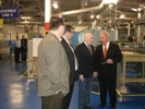 Kohl highlights job creation and company expansion with visit to C&D Technologies