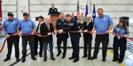 Kohl Joined Truax Fire Department Dedication Ceremony in Madison